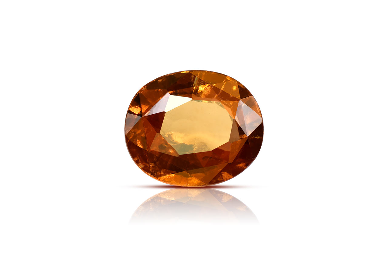 Gomutra Gomed - 4 carats