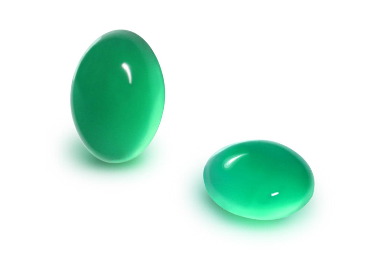 Green Jade - 9 to 11 Carats