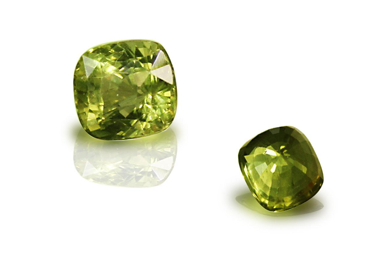 Green Tourmaline - 2.50 Carats
