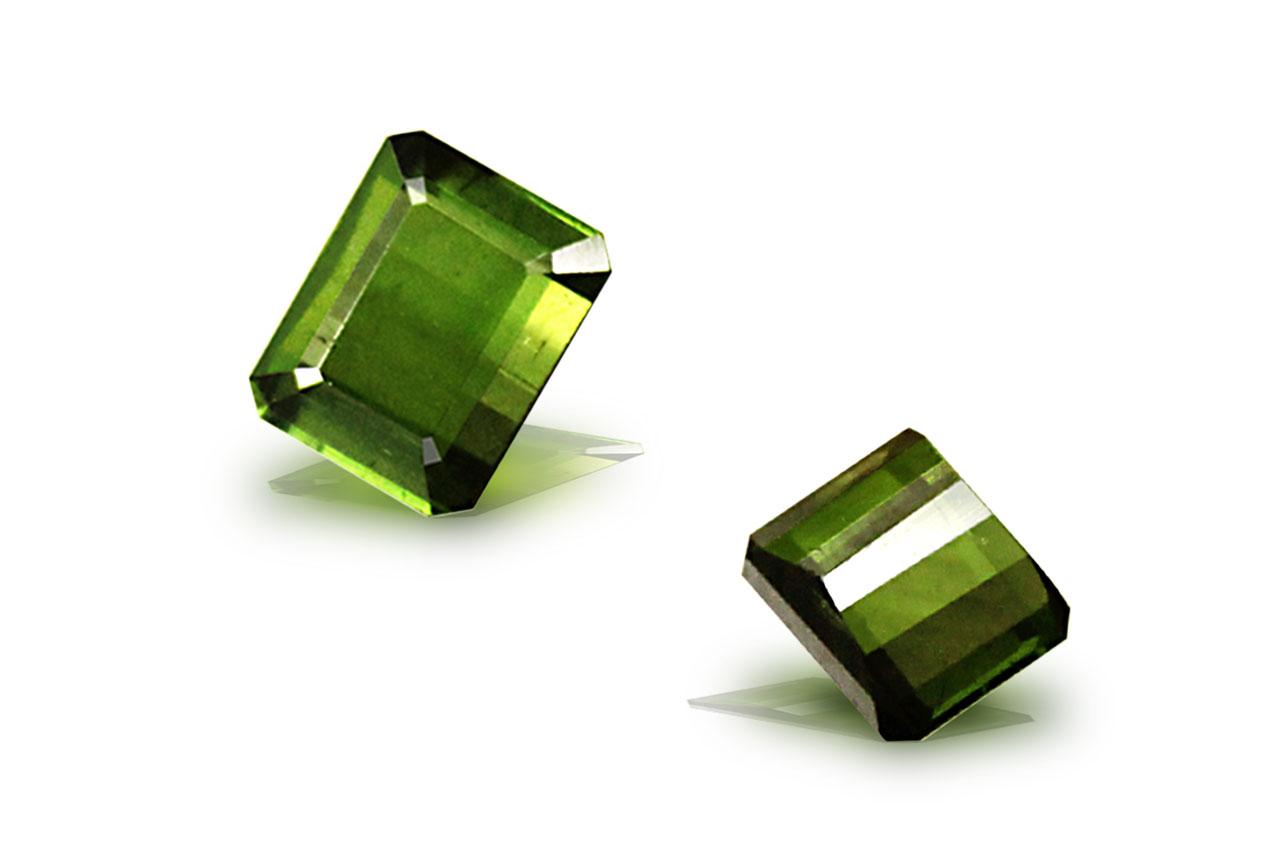 Green Tourmaline - 3-4 Carats
