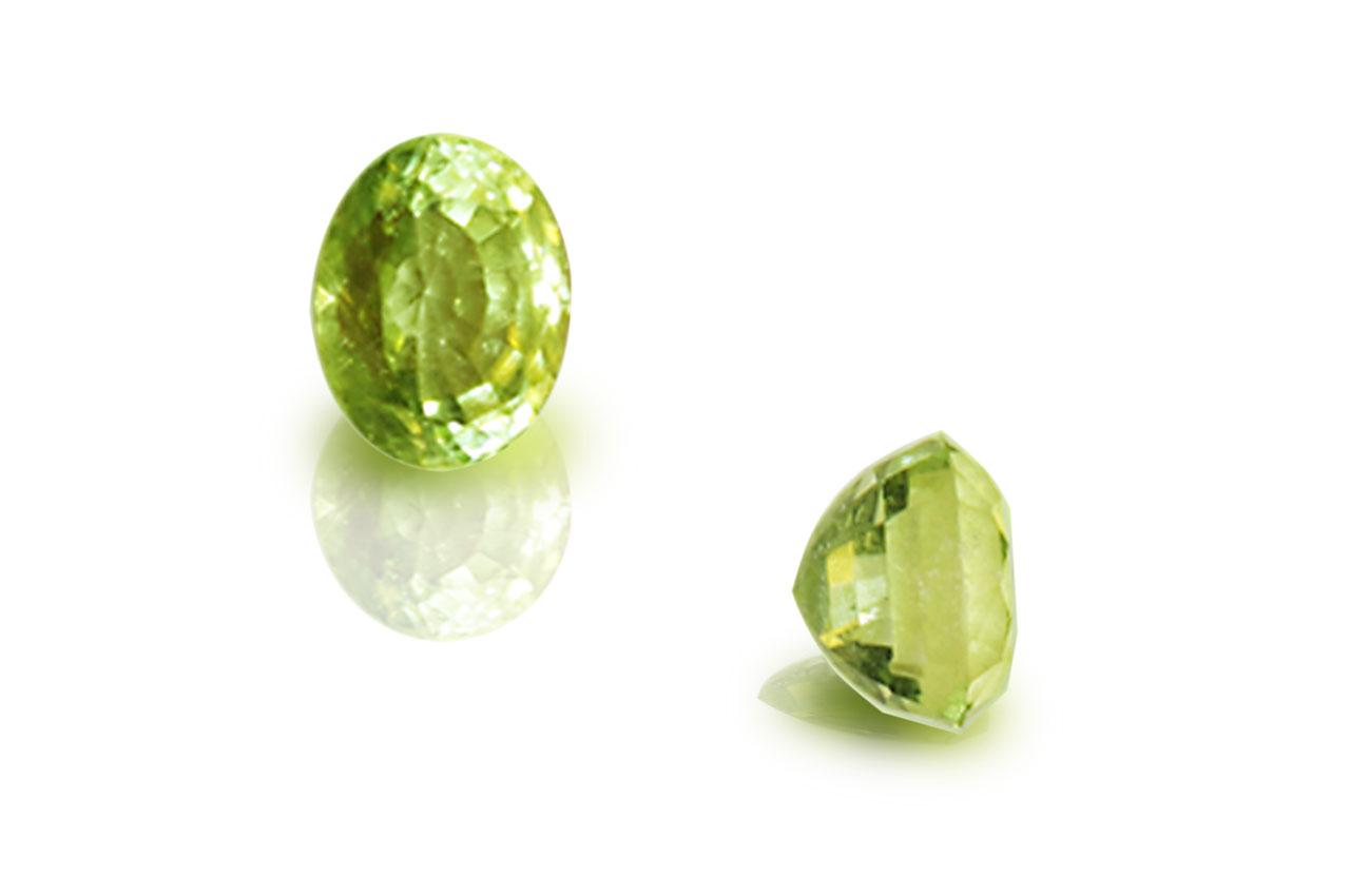 Green Tourmaline - 4.05 Carats