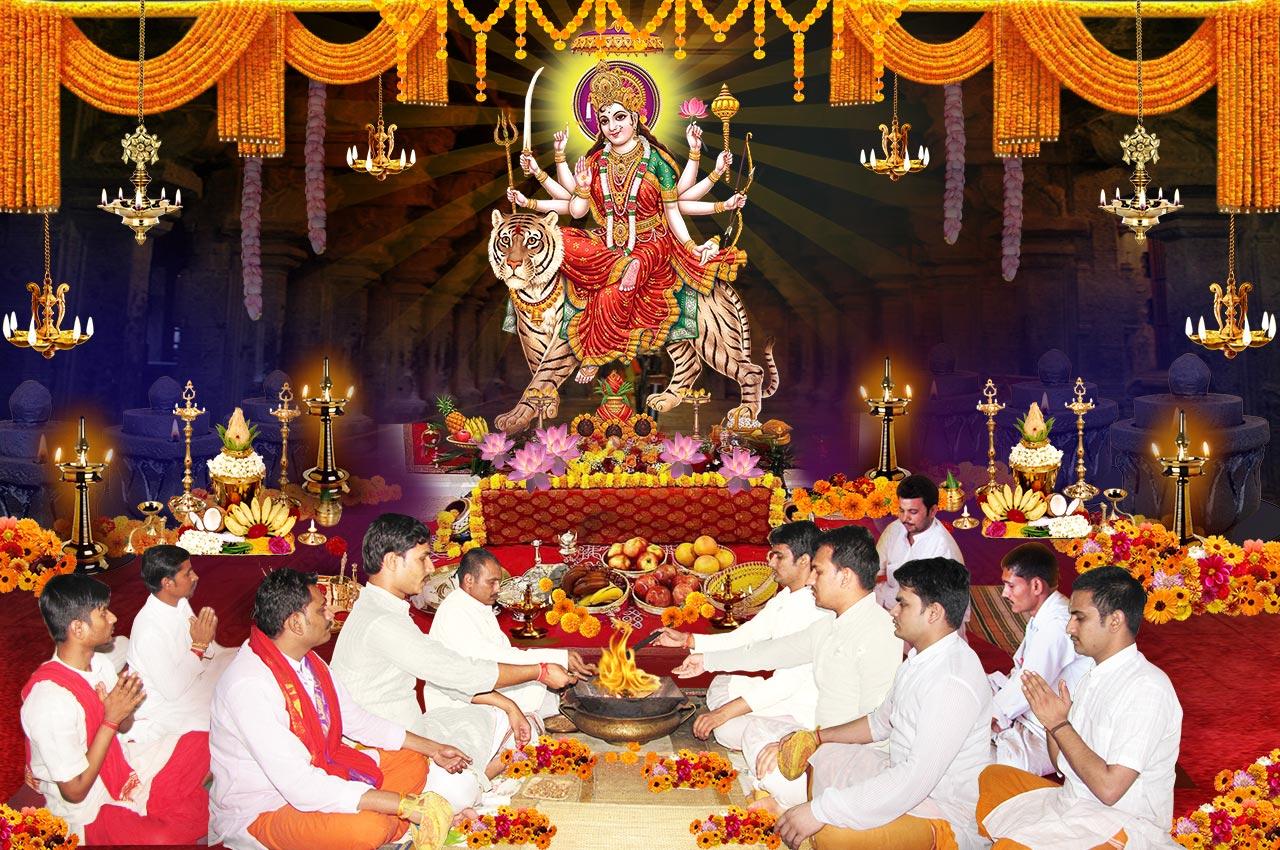 Group Sat Chandi Mahayajna at Trimbakeshwar - 22nd to 28th Jan