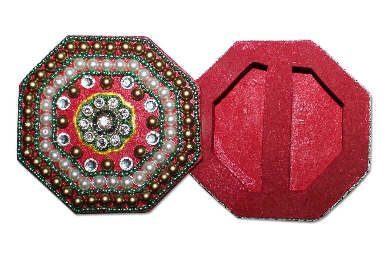 Haldi Kumkum set - Design III