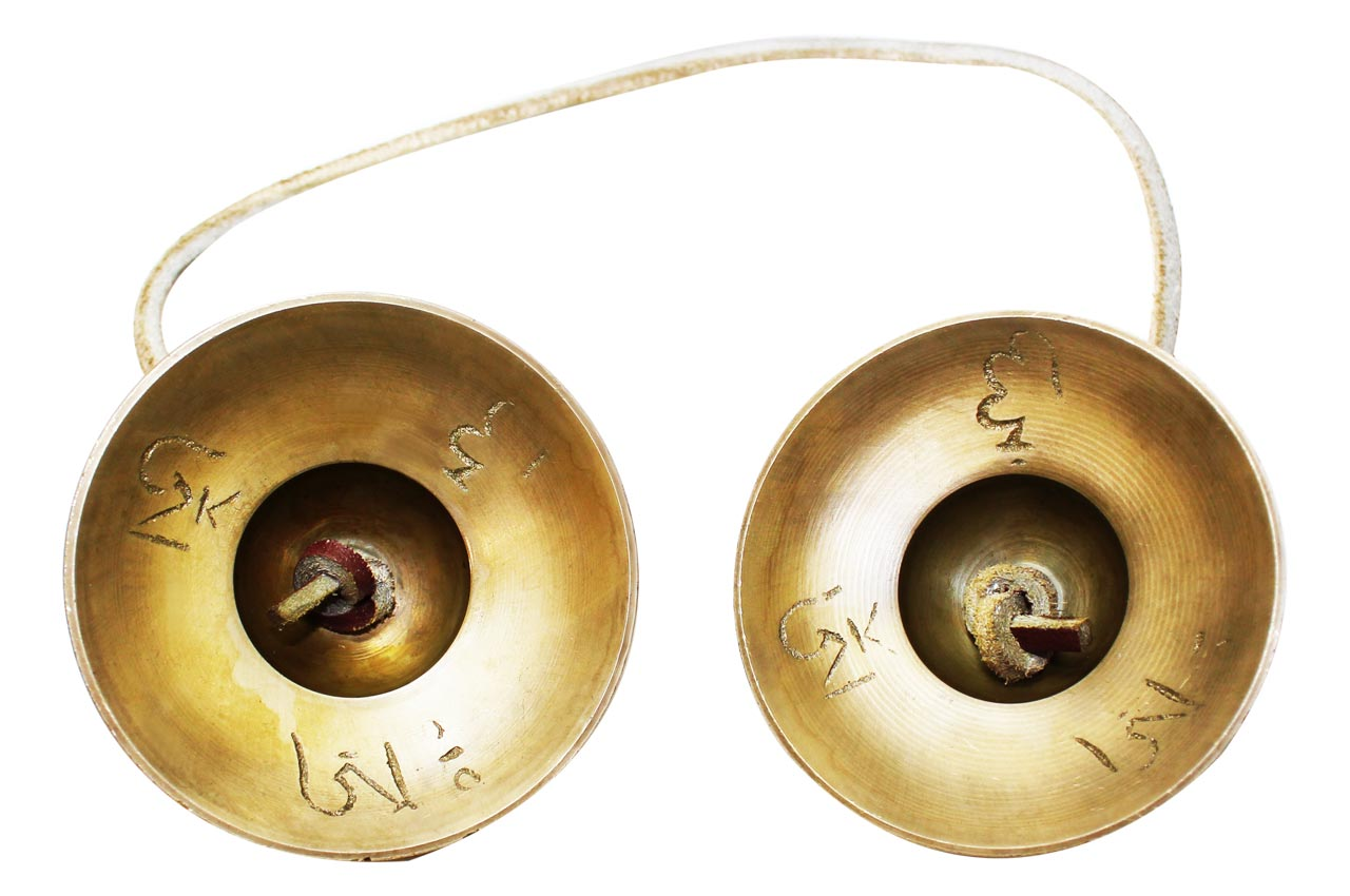 Hand Cymbals - Manjira