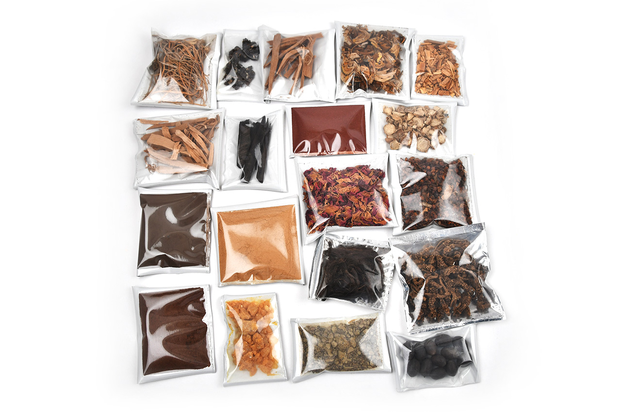 Havan exotic herbs