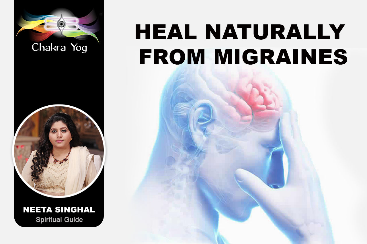Heal Naturally from Migraines