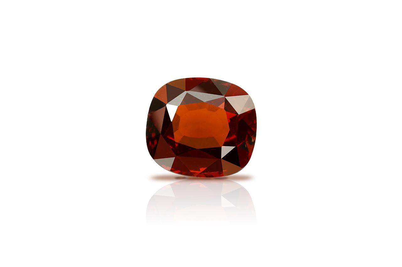Hessonite Garnet - Gomed - 10.65 carats