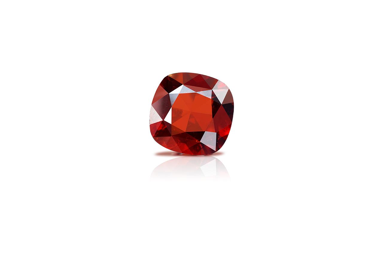 Hessonite Garnet - Gomed - 11.50 Carats
