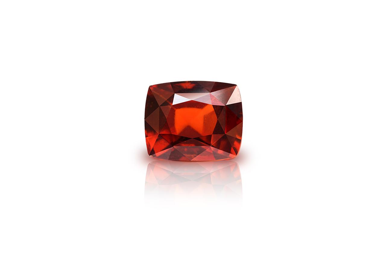 Hessonite Garnet - Gomed - 13.65 carats
