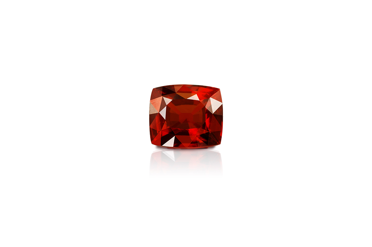 Hessonite Garnet - Gomed - 14.20 Carats