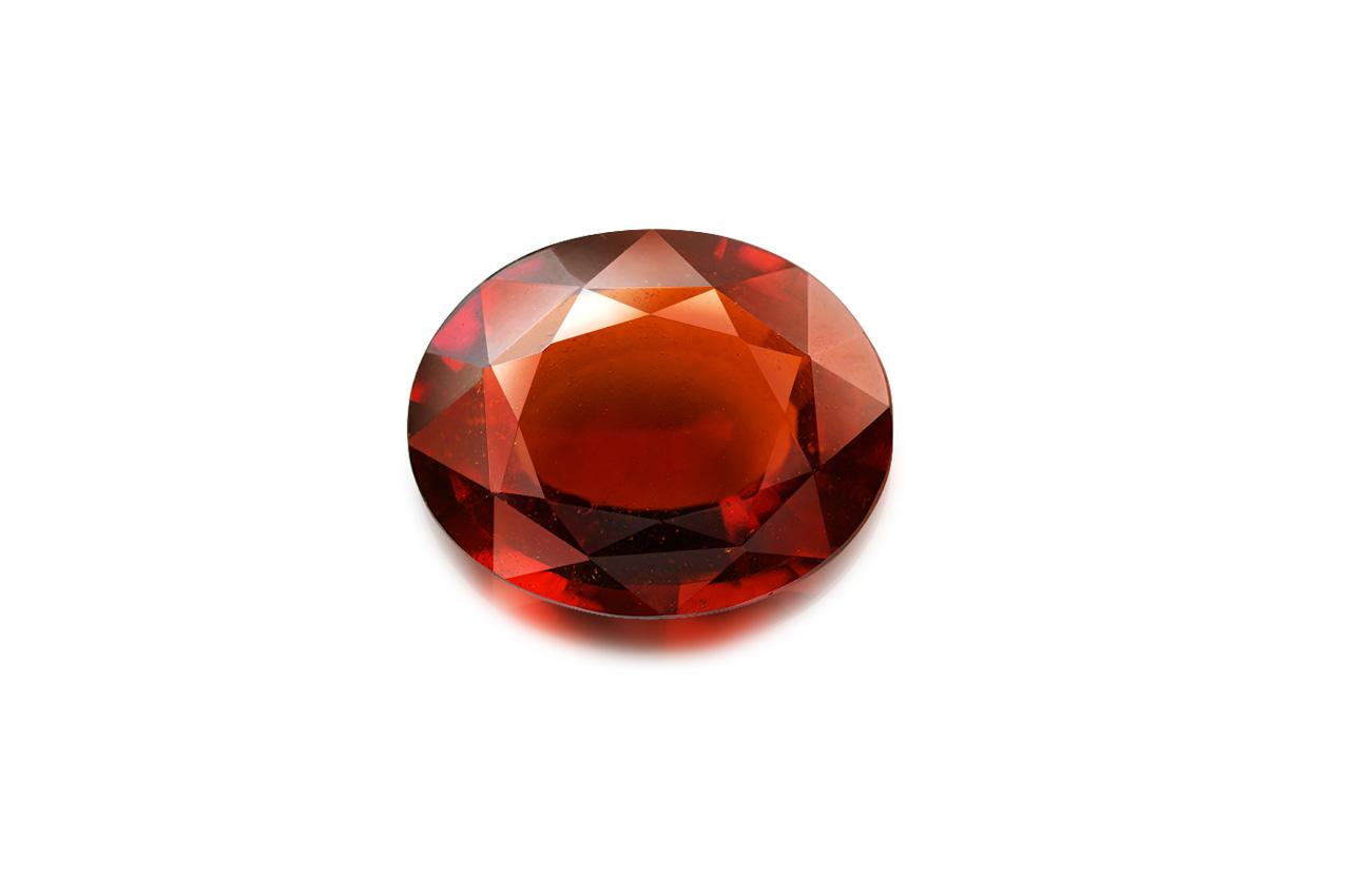 Hessonite Garnet - Gomed - 15.90 carats