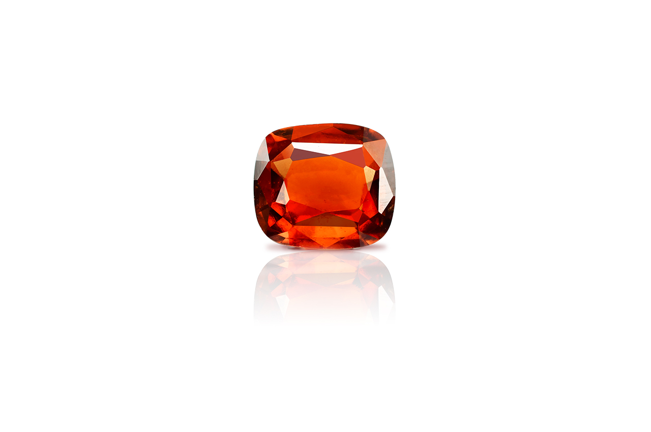 Hessonite Garnet - Gomed - 4.35 Carats
