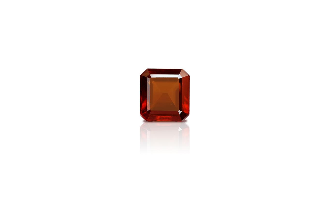Hessonite Garnet - Gomed - 6.50 carats