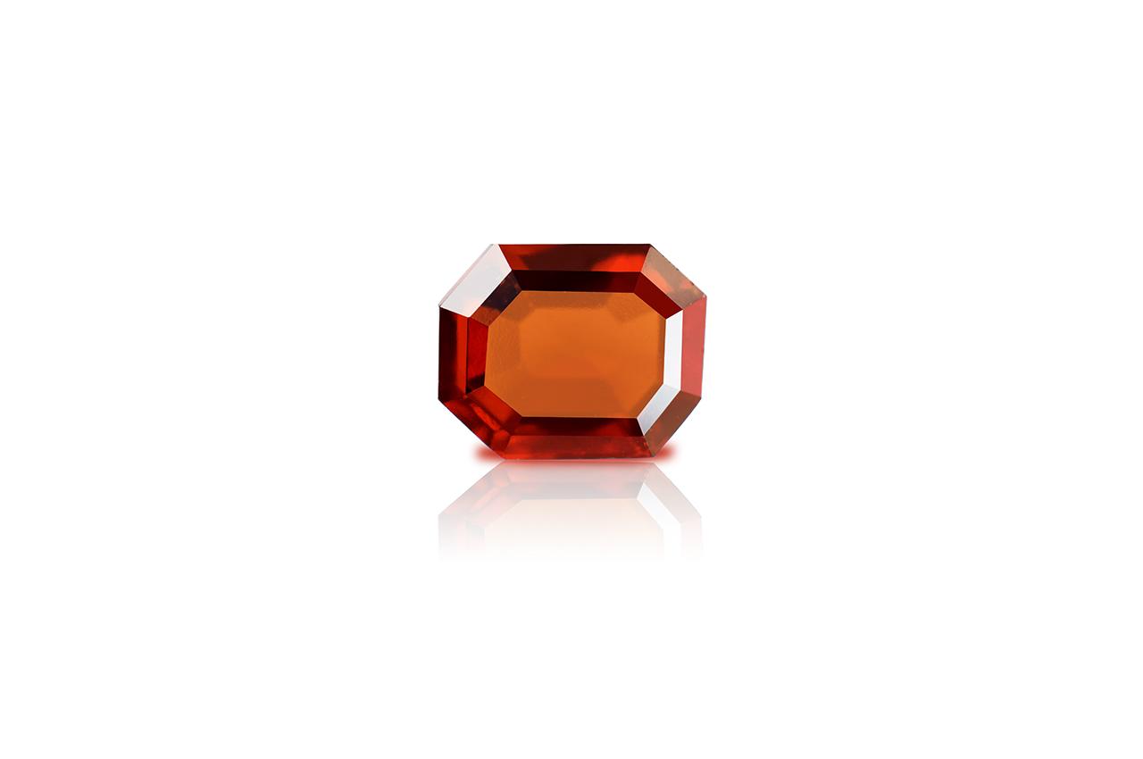 Hessonite Garnet - Gomed - 9.30 carats