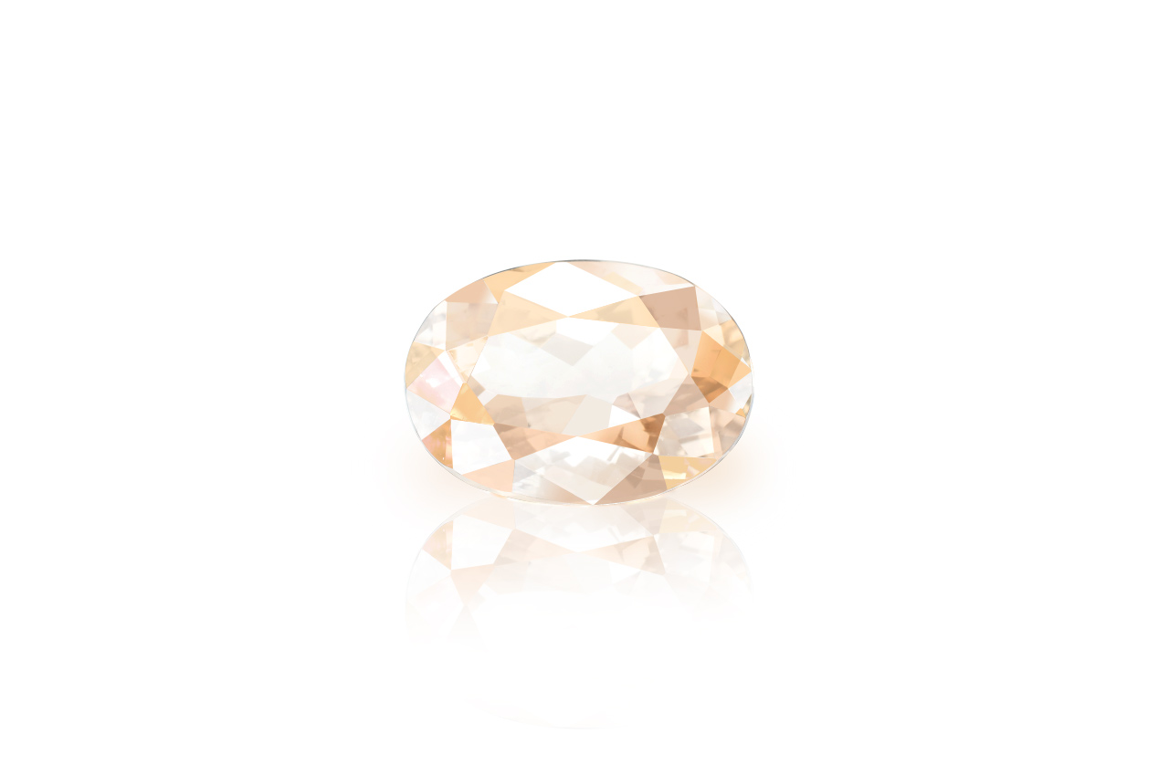 Imperial Yellow Topaz - 7.85 carats