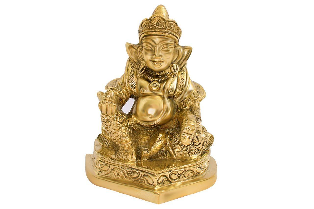 Kuber Maharaj in Brass - I