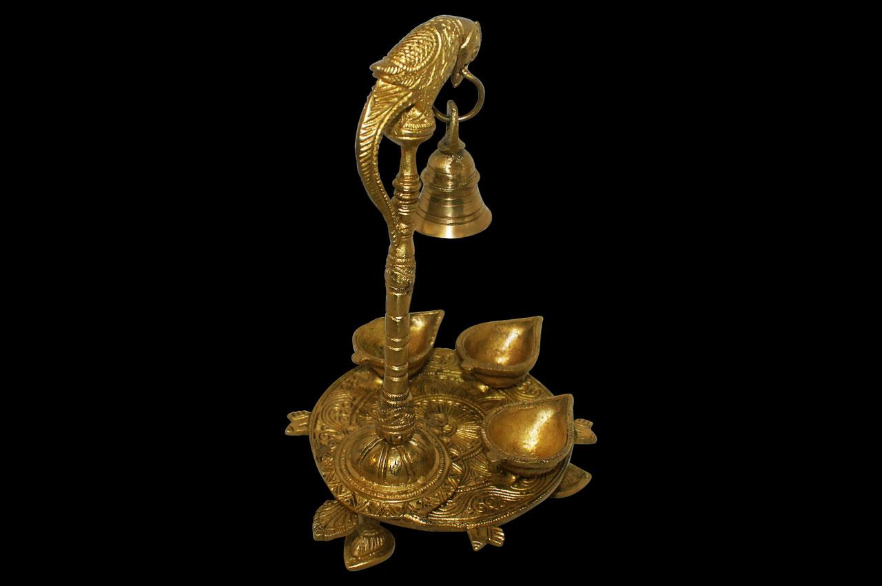 Kurma Oil lamp - Design V