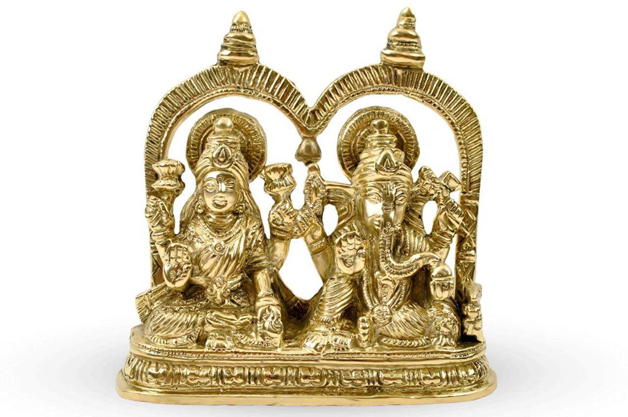Lakshmi Ganesh Idol - I