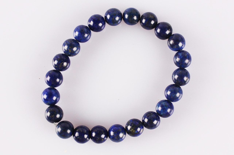 Lapis Lazuli Bracelet - 8 mm