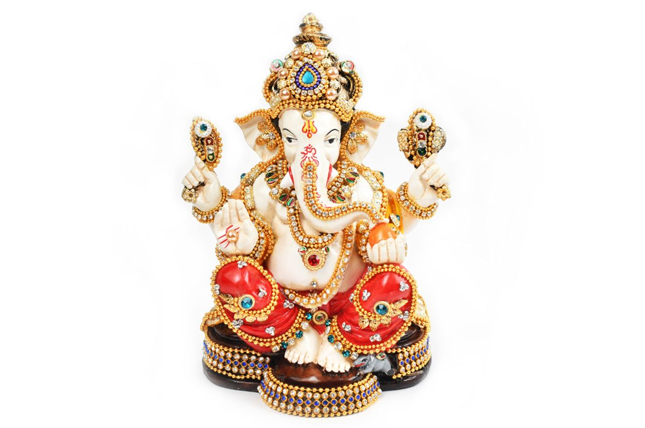 Lord Ganesha Idol - III