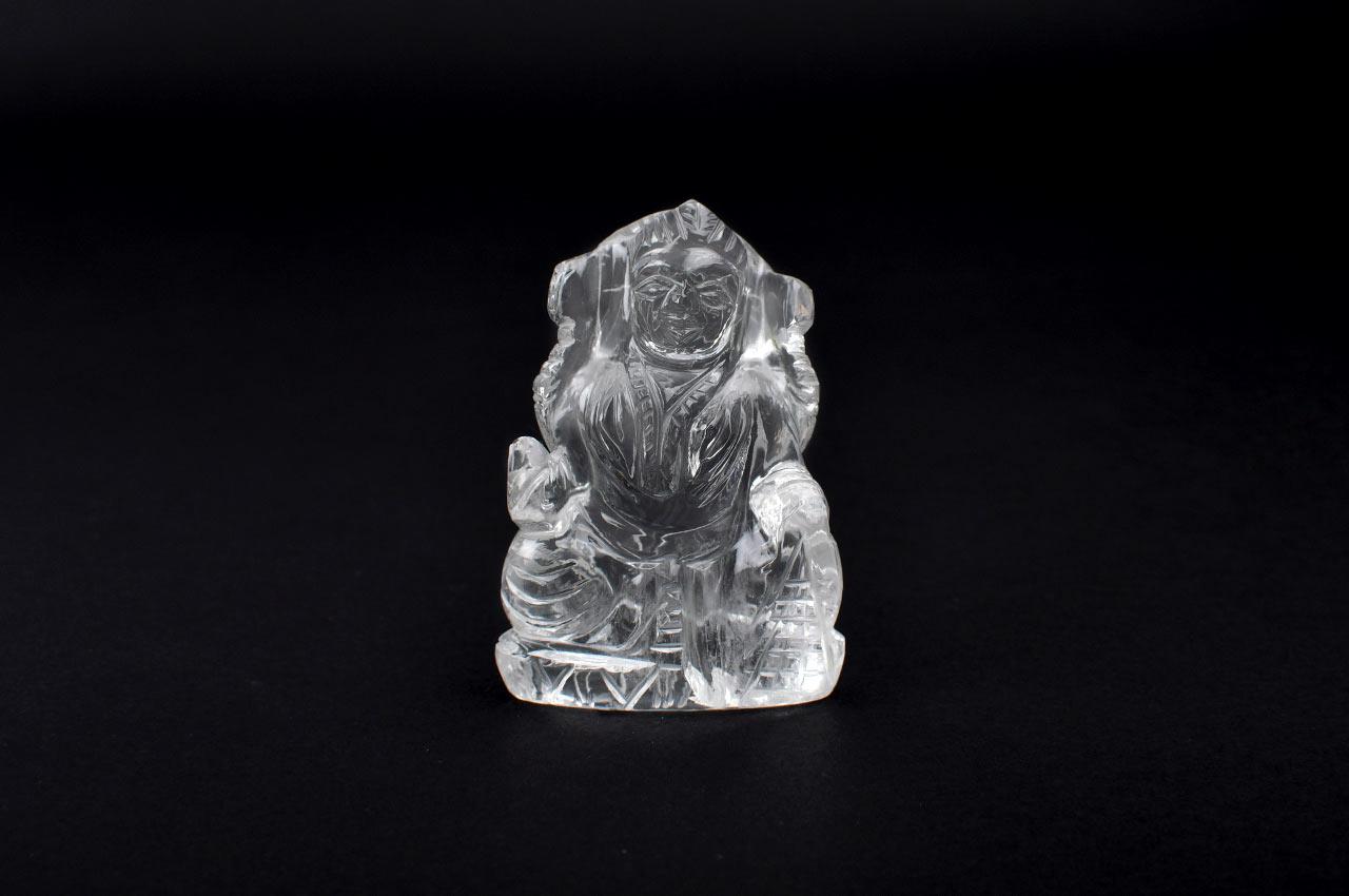 Sphatik Crystal Laxmi - Design XI