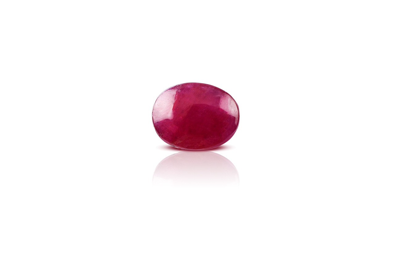 Mozambique Ruby - 3.52 carats