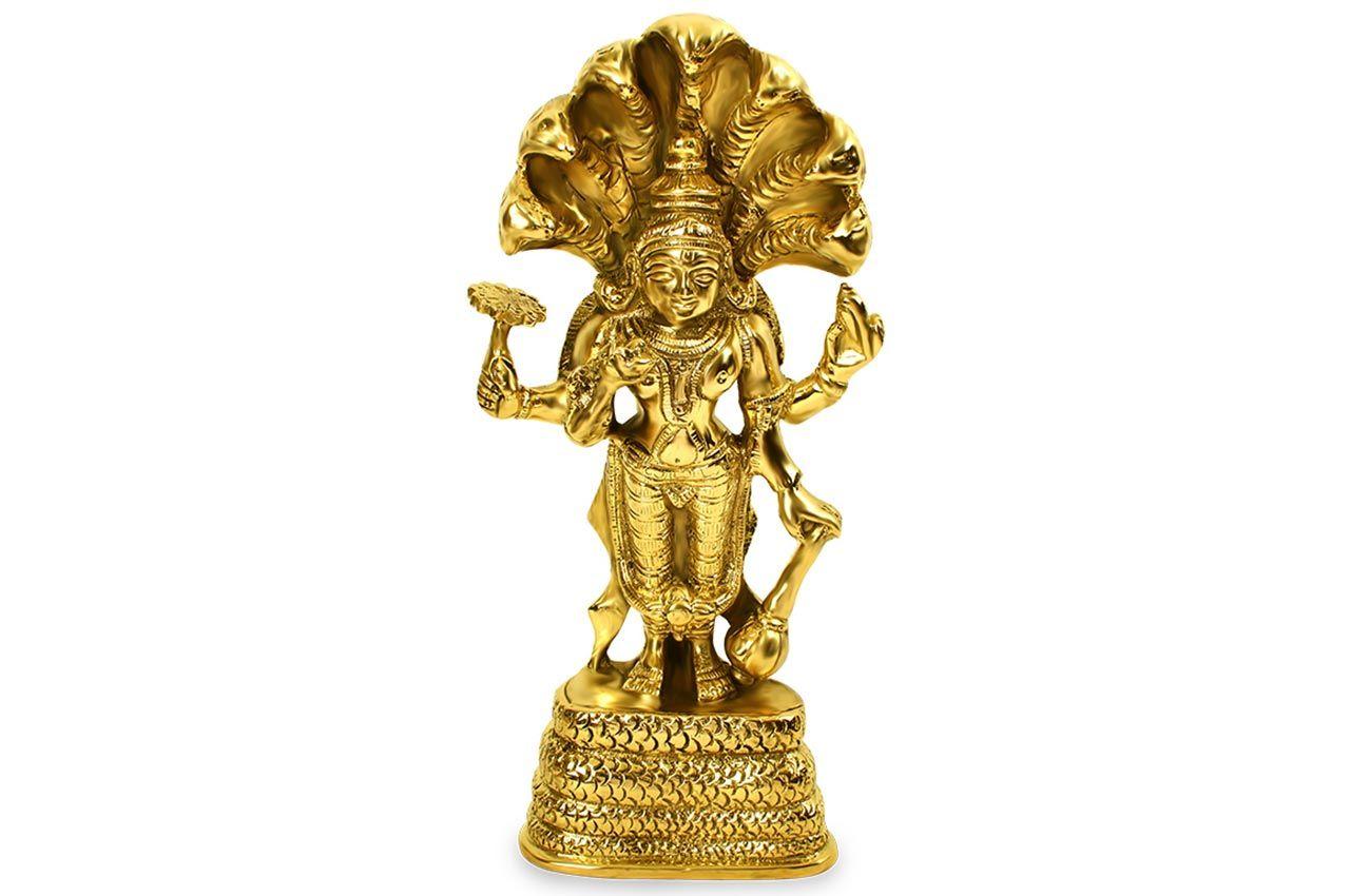 Narayana Statue