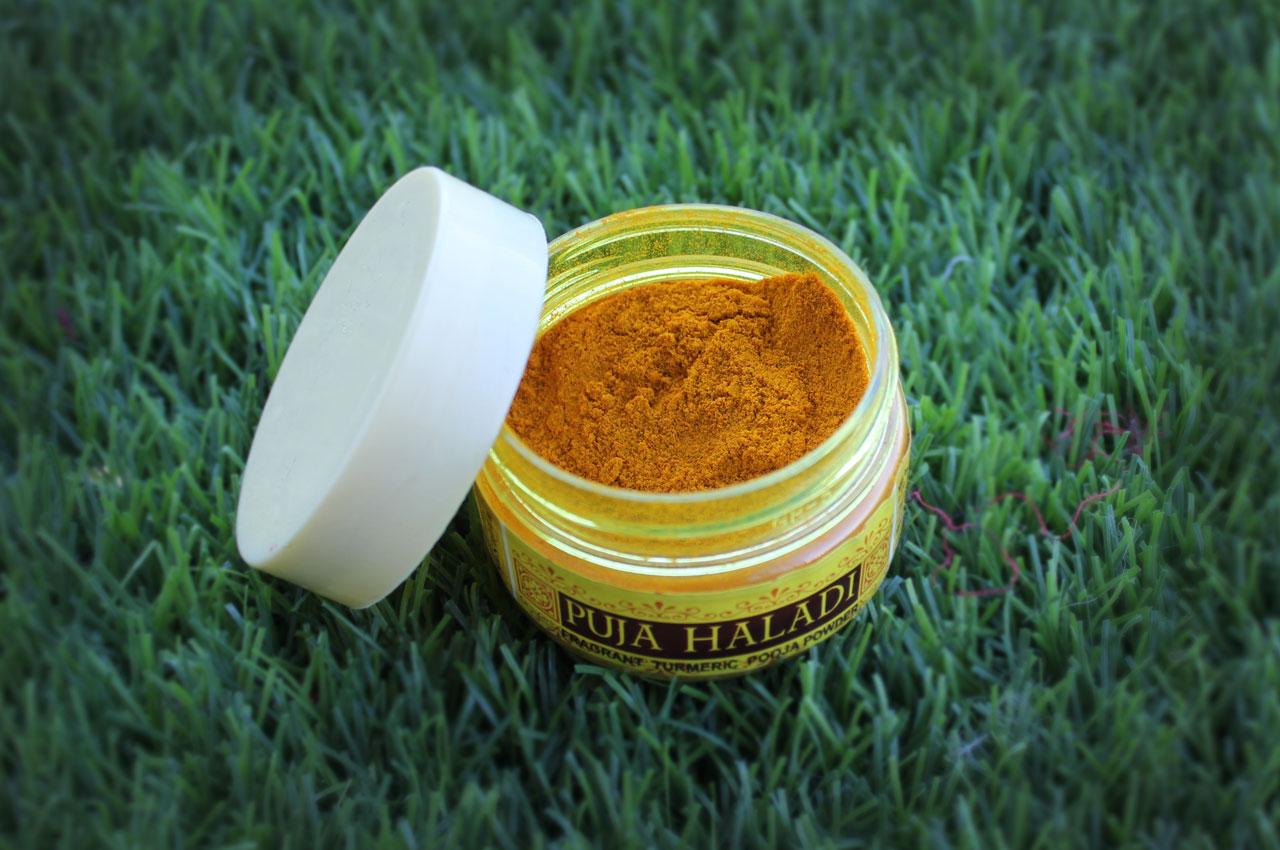 Natural Turmeric powder - III