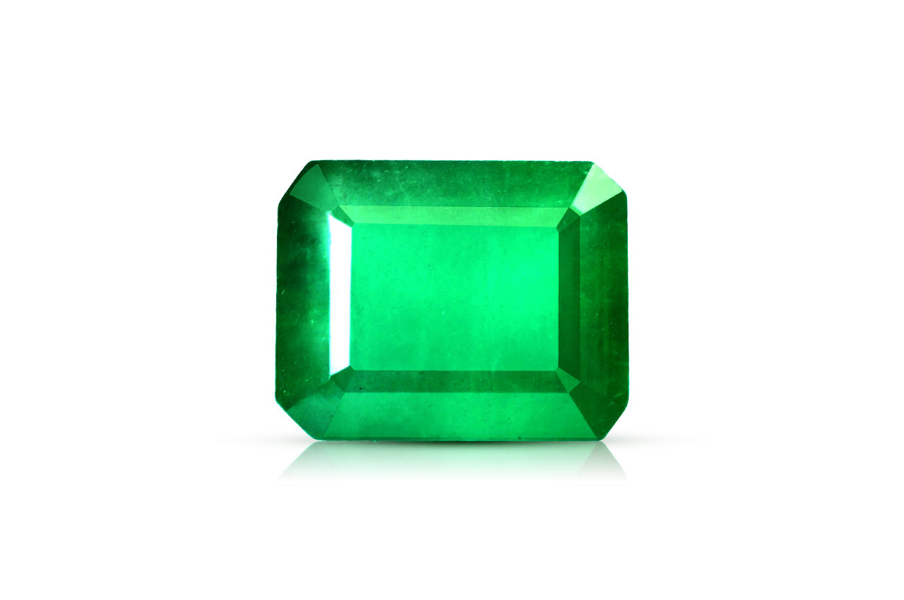Emerald 5.27 carats Zambian