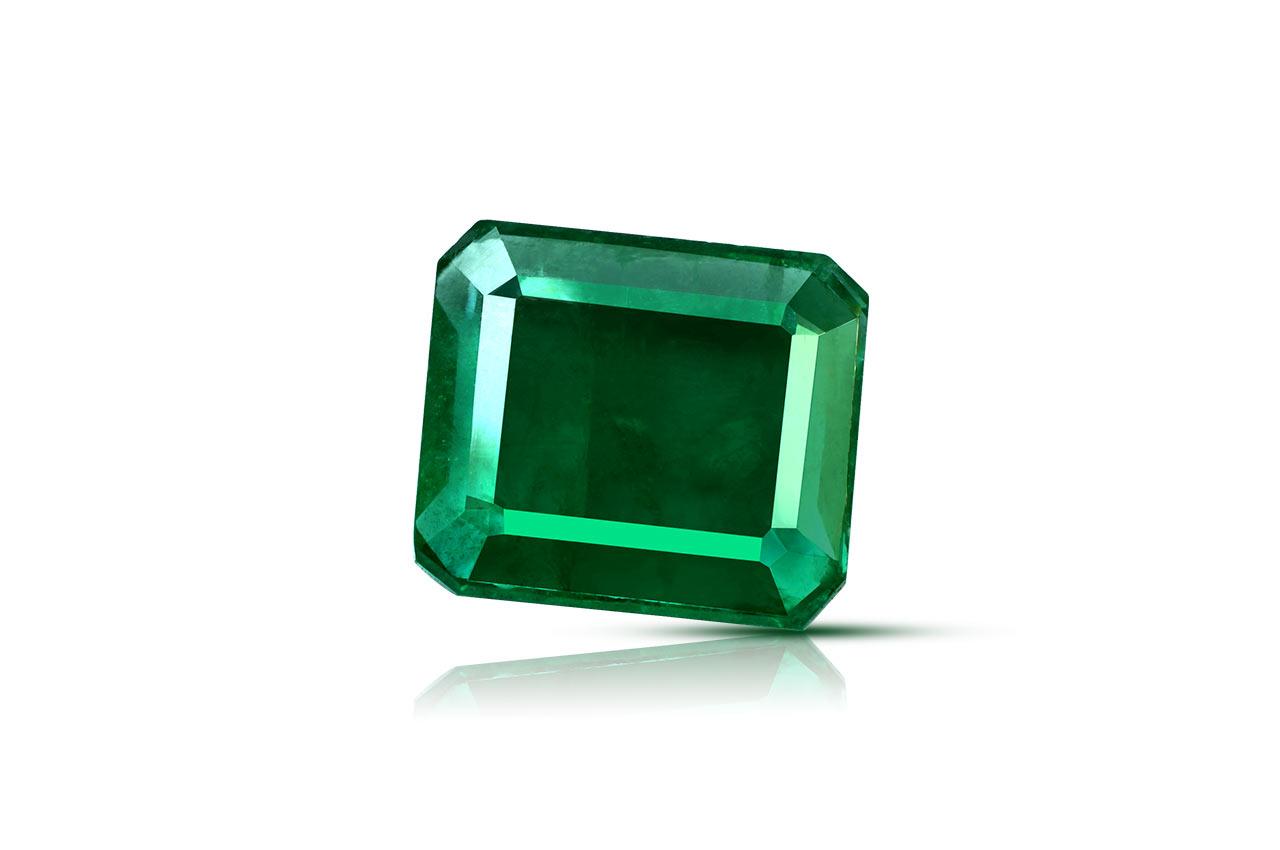 Emerald 5.64 carats Zambian