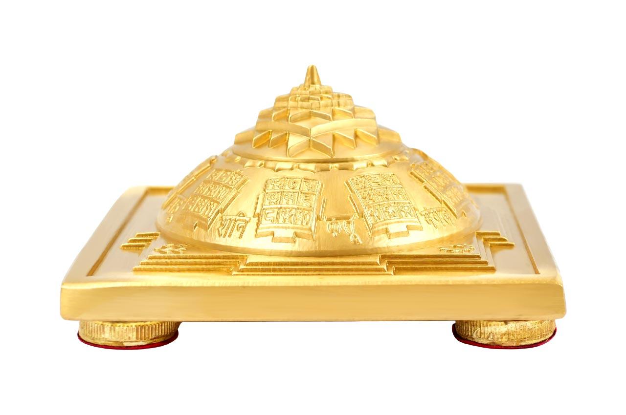 Navagraha Shree Yantra - 4 inches