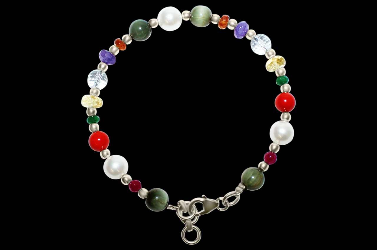 Navratna Bracelet - Design X