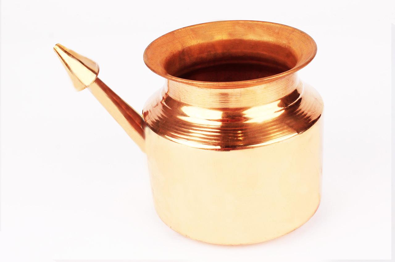 Neti patra - copper