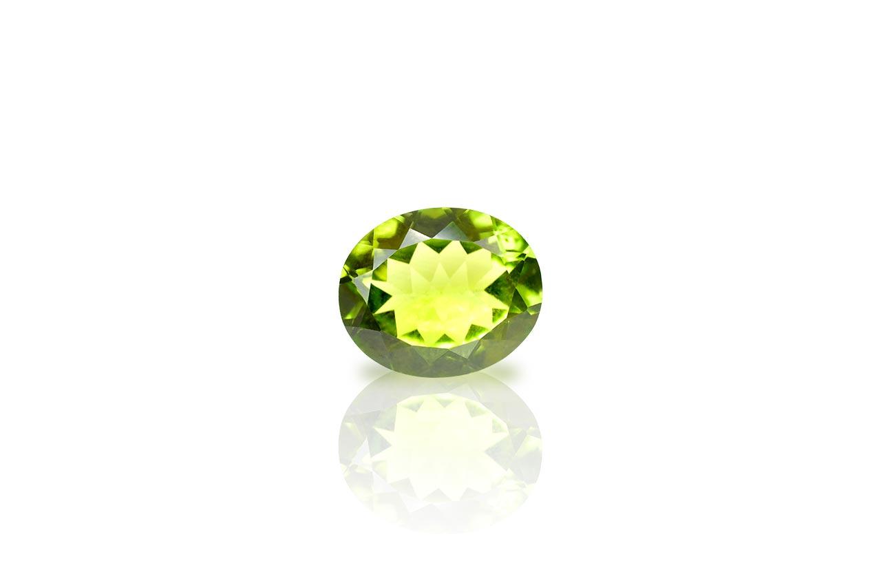 Peridot - 6.70 carat