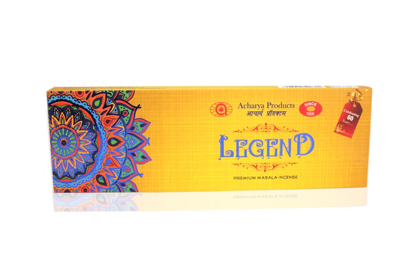 Premium Masala Incense - Legend