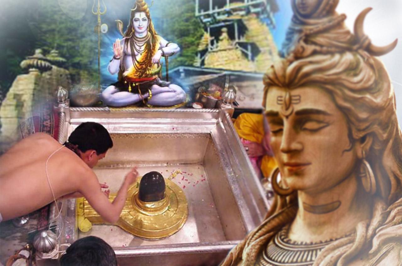 Puja at Mahamrityunjaya Temple Varanasi