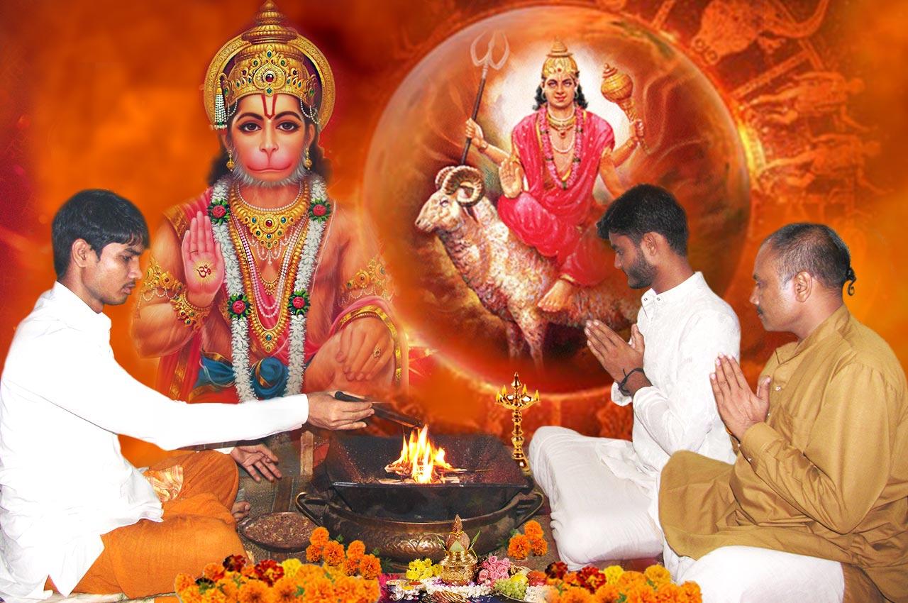 Puja for Wish Fulfillment - Manokaamna Prapti - Rudraksha Ratna