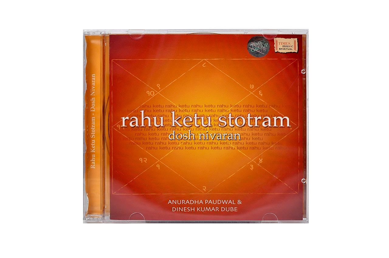 Rahu Ketu Stotram - Dosh Nivaran - Rudraksha Ratna