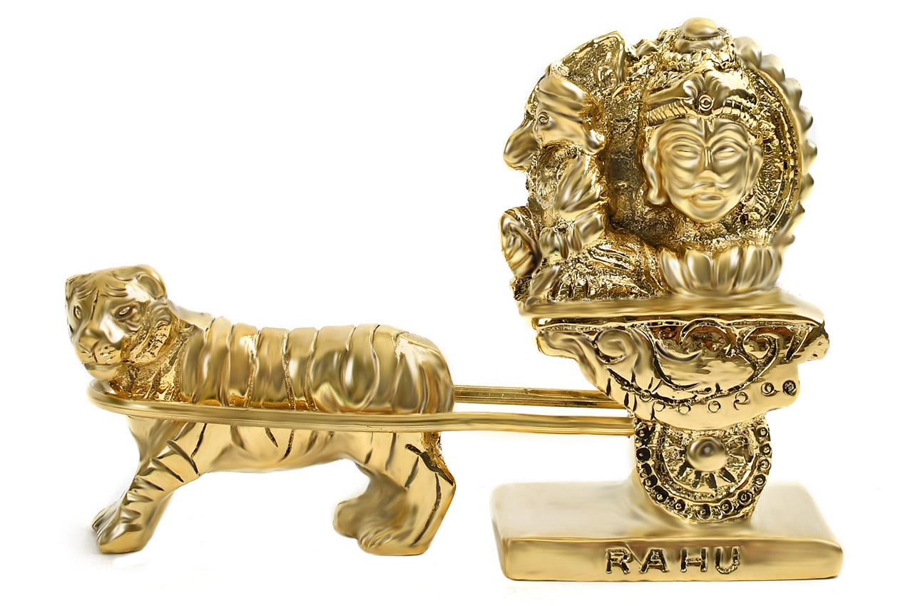 Rahu - The Dragons Head