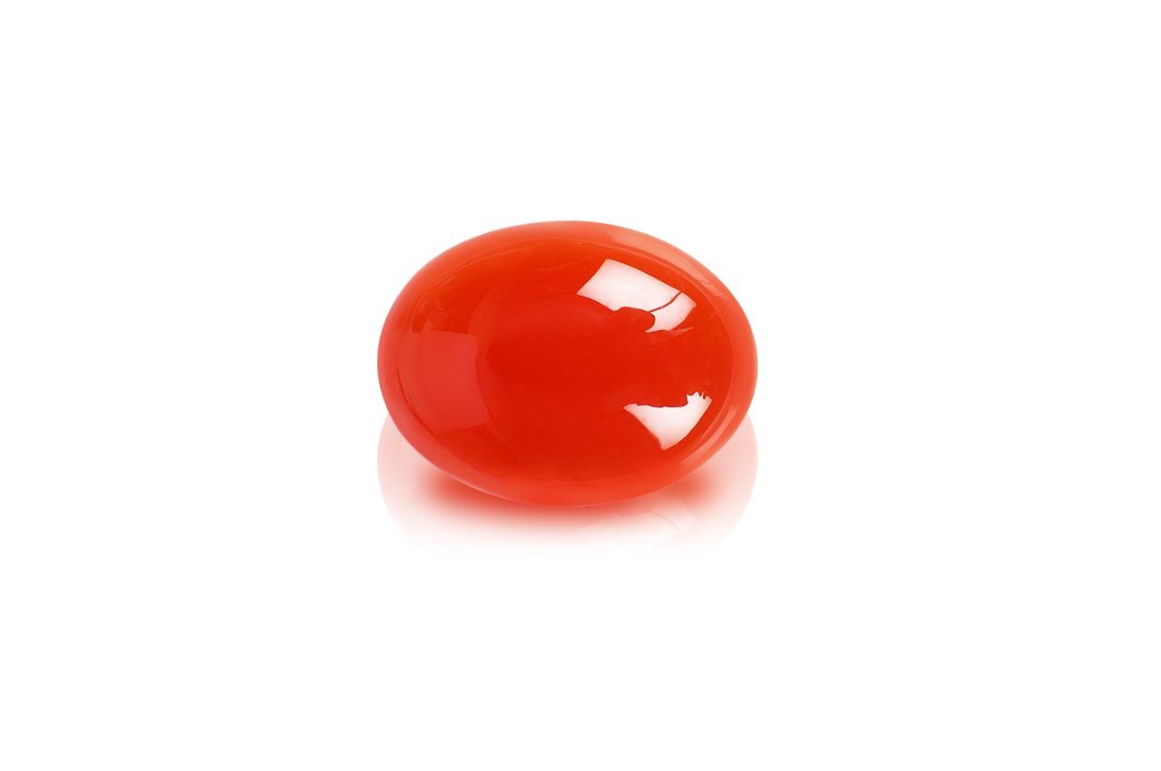 Red Carnelian - 17.75 carats