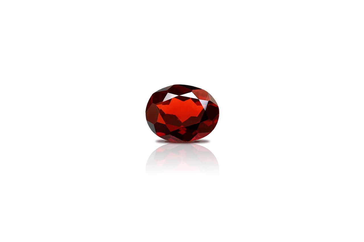 Red Garnet - 4.25 carats
