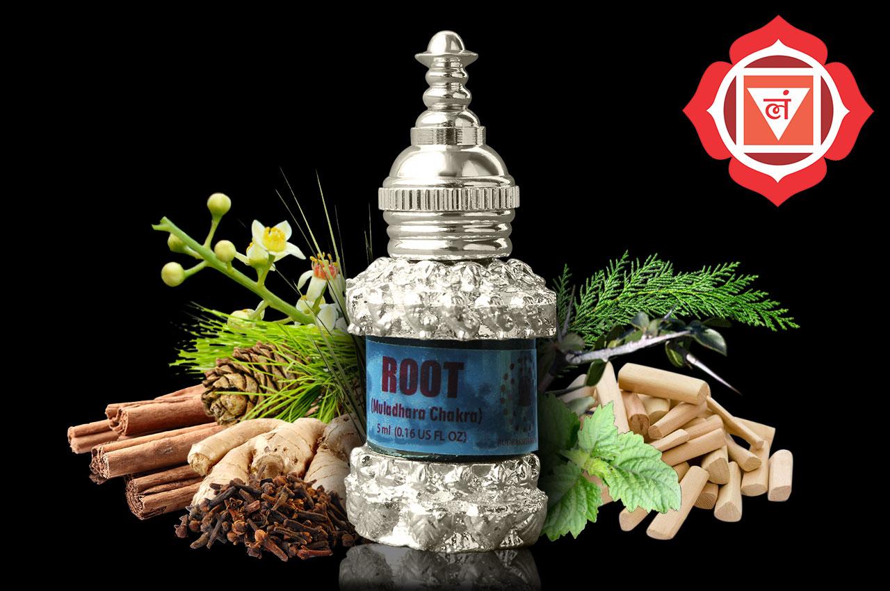 Root Chakra Energizer Oil - 5ml