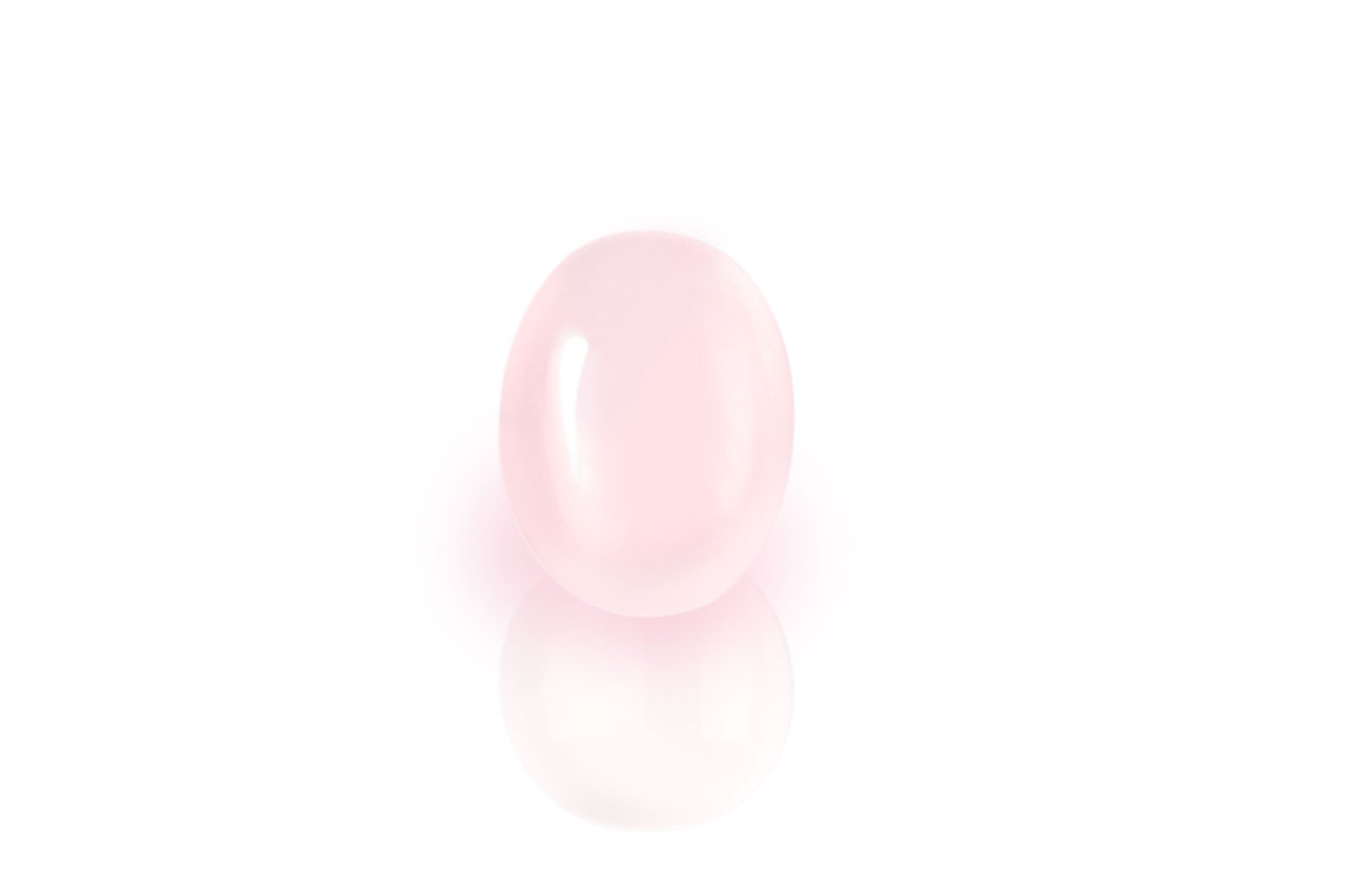 Rose Quartz - 12.45 carats