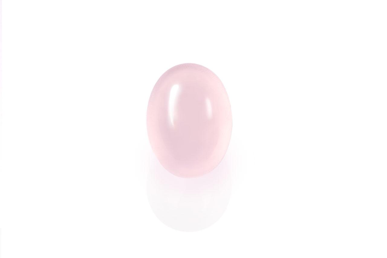 Rose Quartz - 27 carats