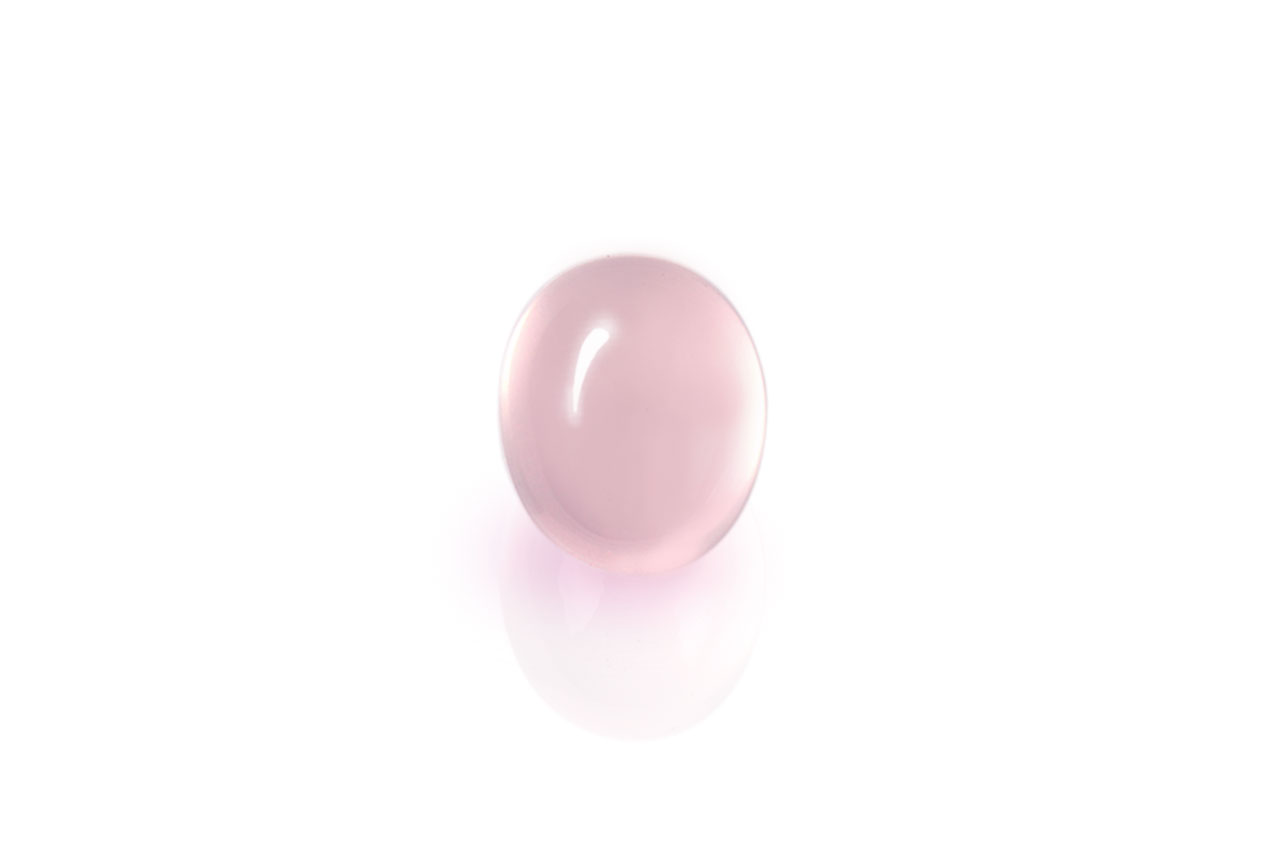 Rose Quartz - 3 to 4 carats