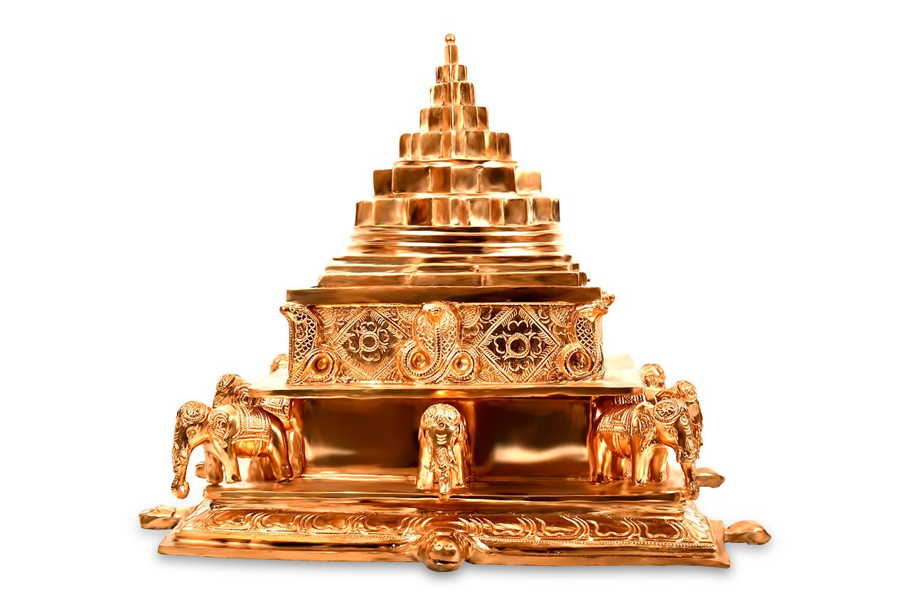 Royal Meru Shree Yantra - 11.5 inches