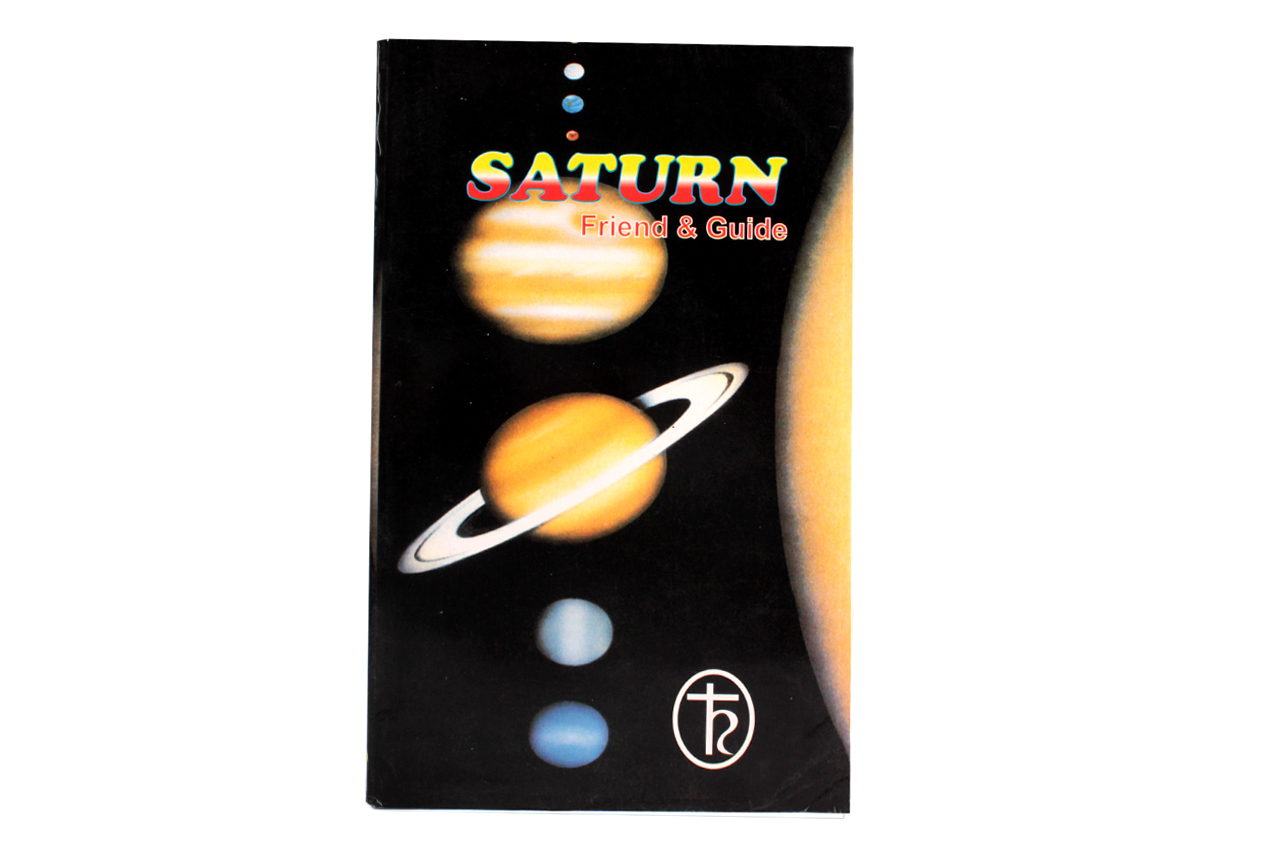 Saturn - Friend and Guide