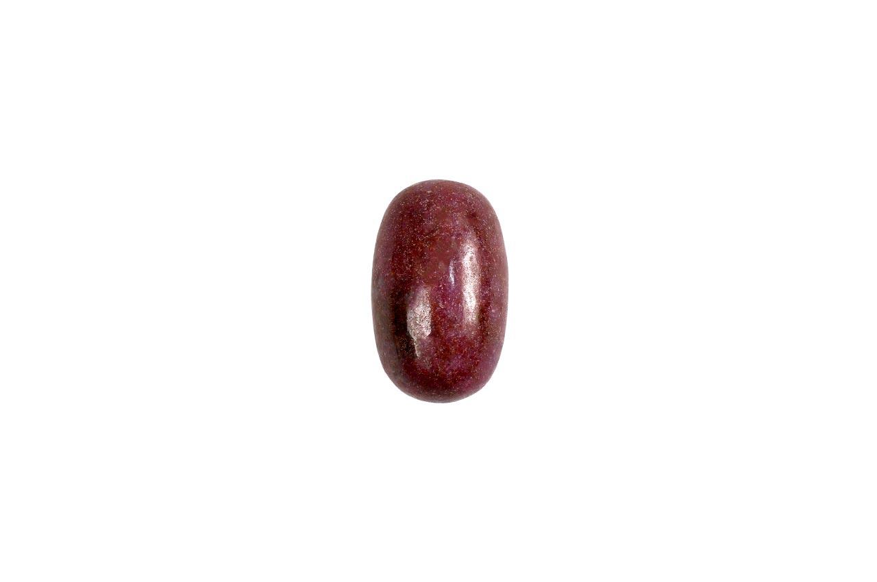 Shivlinga in Ruby - 239 carats