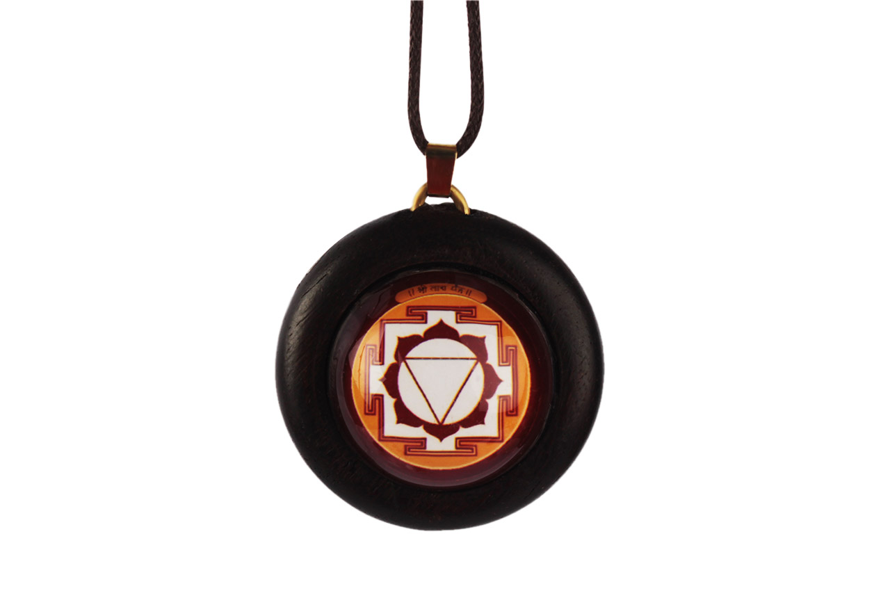 Shree Tara Wooden Locket Yantra