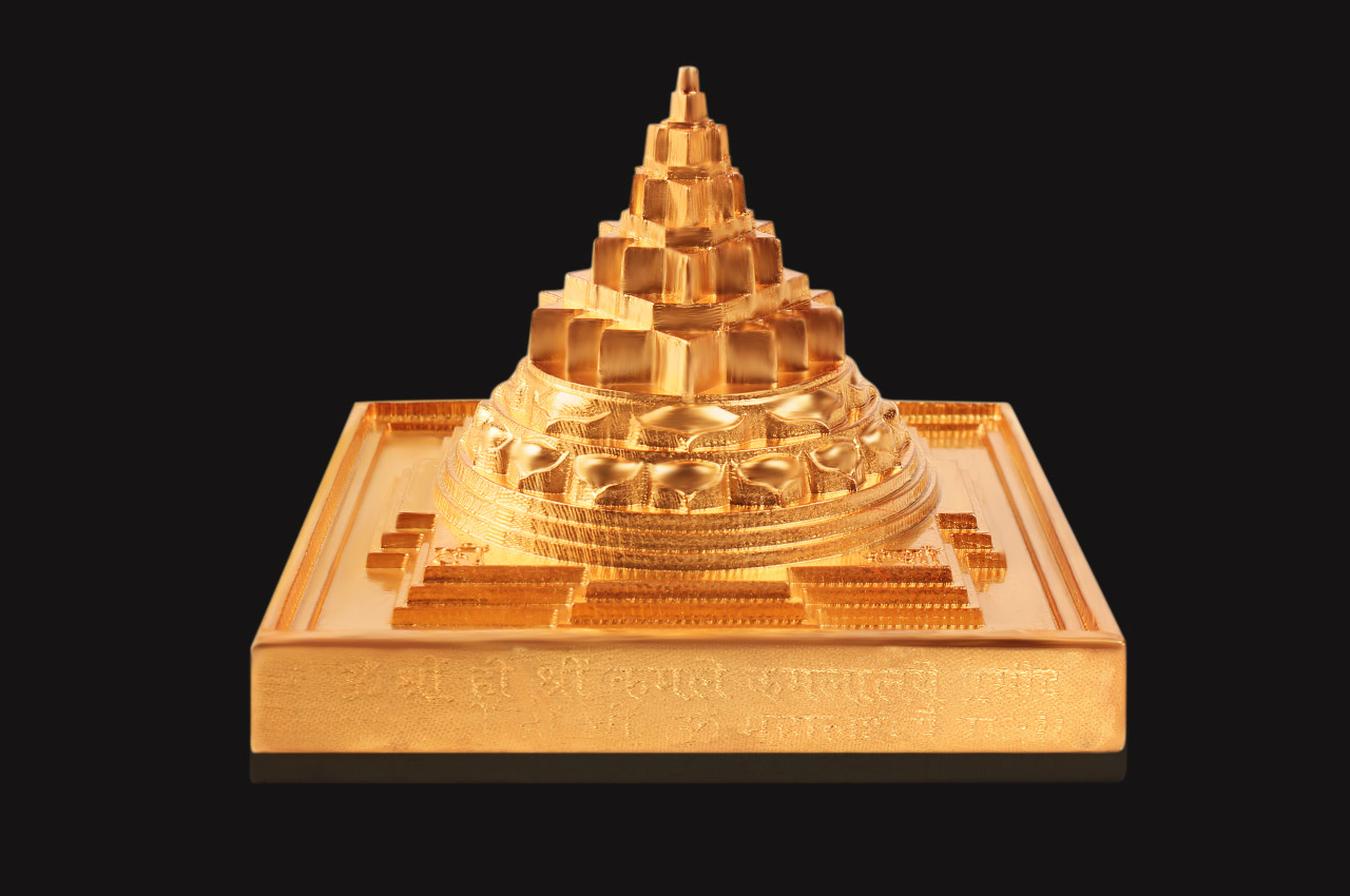 Shree Yantra Maha Meru - Large